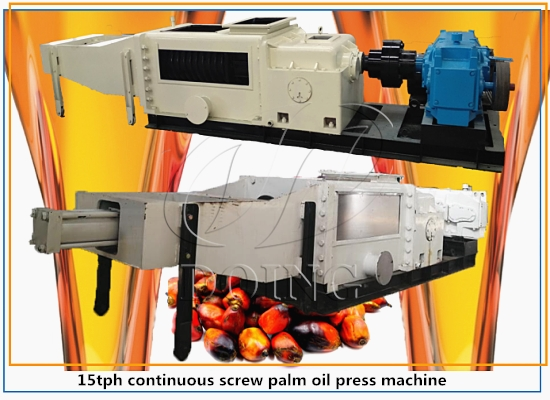 Large scale twin screw continuous palm oil expeller machine working video and customer feedback
