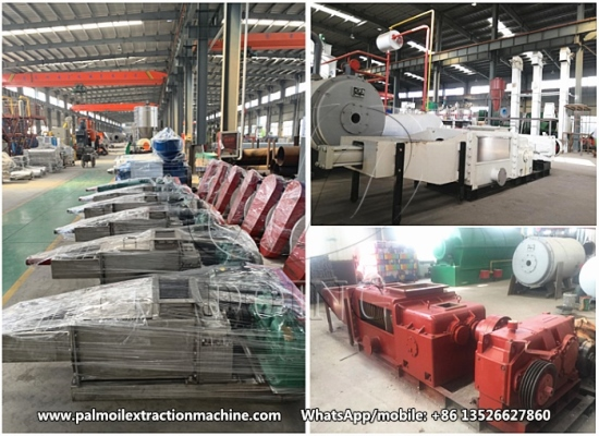 Doing Factory has various types of palm oil expeller machines in stock, welcome to place an order