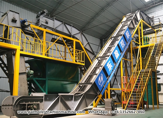 5tph palm oil processing plant,palm oil making machine introduction video